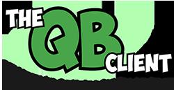 The QB Client Logo